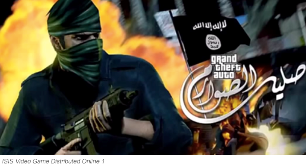 ISIS Video Game Distributed Online 1